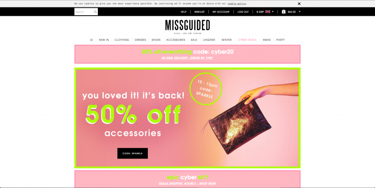 Missguided-Black-Friday